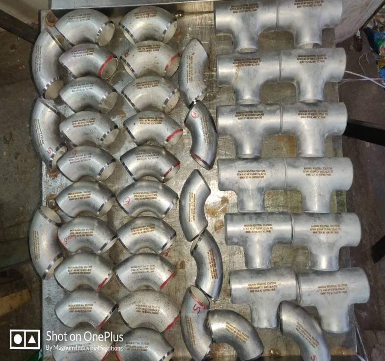 Aluminium Fittings & Fastner