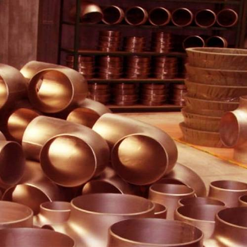 Copper Nickel Pipe Fittings Manufacturer & Supplier in India